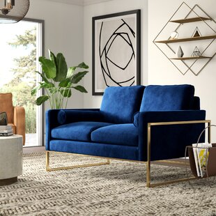 Maldanado Loveseat by Mercury Row Amazing