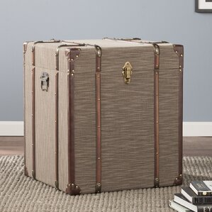 Apatow Trunk by Darby Home Co