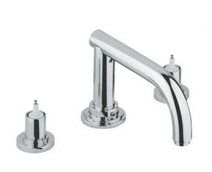 Grohe Atrio Double Handle Roman Tub Fille..