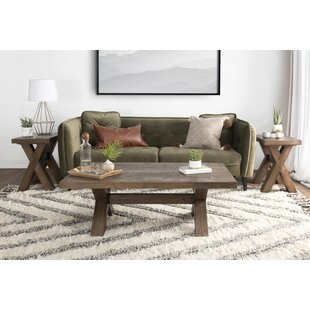Melby Coffee Table by Gracie Oaks