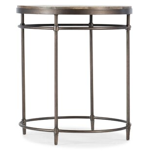 Hooker Furniture St. Armand Round End Table