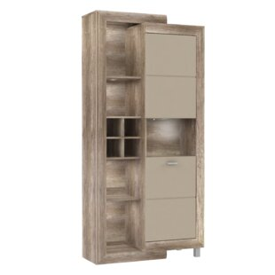 Acoff 1 Door Wardrobe By Ebern Designs