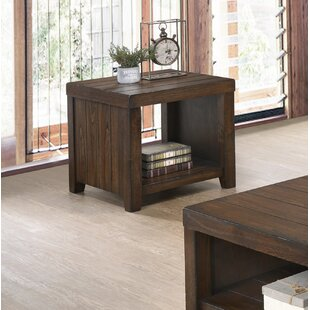 Millwood Pines Liberty End Table