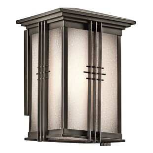 Loon Peak East Adams 1-Light Outdoor Wall Lantern