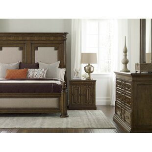 Budron Panel Headboard