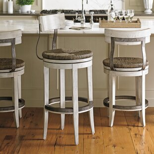 Oyster Bay 30 Swivel Bar Stool Lexington