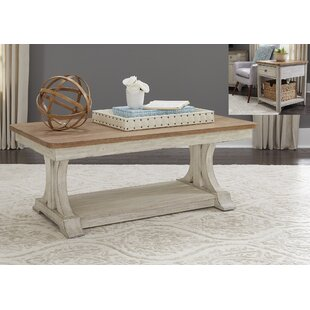 Kreutzer Rectangular Coffee Table by One Allium Way