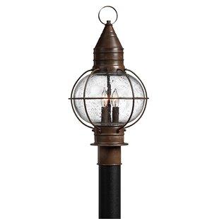 Jolie 3-Light Lantern Head by Longshore Tides