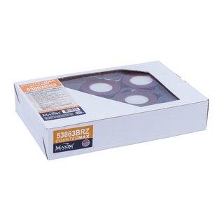 Maxim Lighting CounterMax Under Cabinet Disc Puck Light