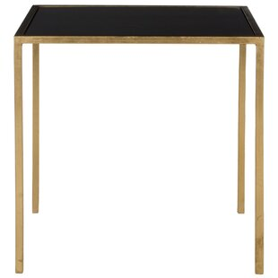 Affordable Price Alphonse End Table by Willa Arlo Interiors