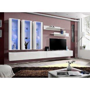 Vredenburgh Entertainment Center For TVs Up To 70