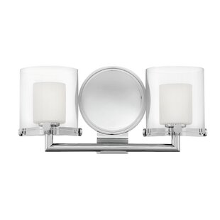 Hinkley Lighting Rixon 2-Light LED Vanity Light