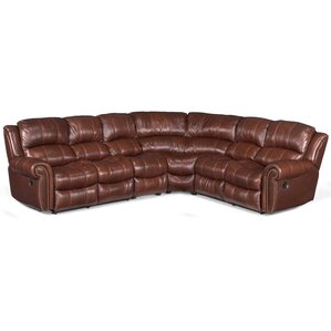 Hermosa Reclining Sectional by Hooker Furnit..