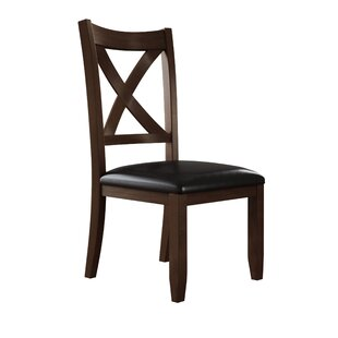 Alcott Hill Chinook Upholstered Dining Chair (Set of 2)