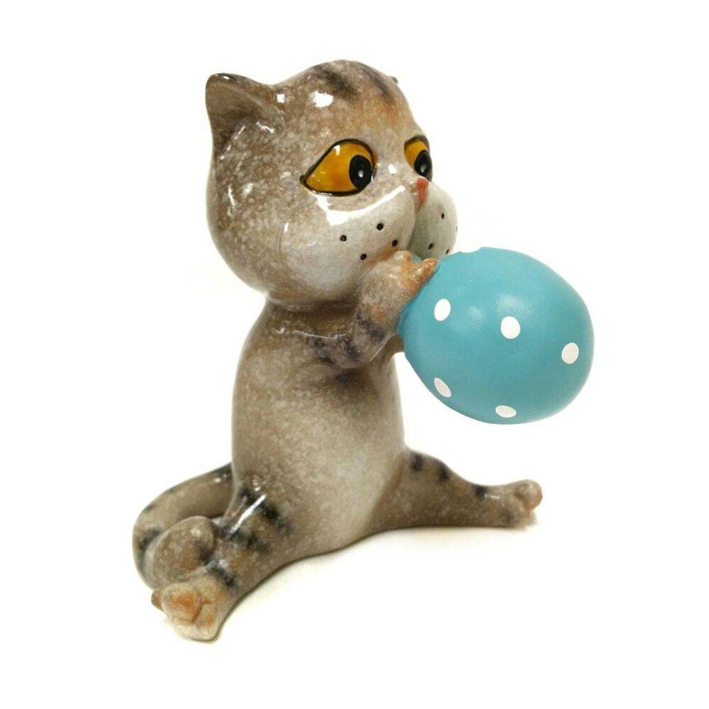 Winston Porter Sang Cat Playing With Balloon Wayfair