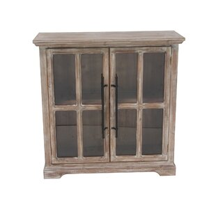 Bratton Heights Traditional Rectangular 2 Door Accent Cabinet