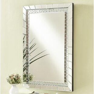Inexpensive Whe Bathroom/Vanity Mirror ByLatitude Run