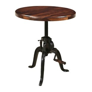 Roundy Adjustable Pub Table Williston Forge