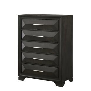 Gillispie 5 Drawer Chest