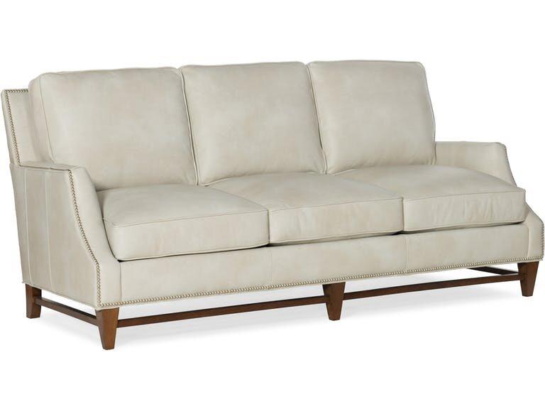 Bradington Young Madigan Leather Sofa