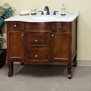 Elkins Park 39 Single Bathroom Vanity Set by Charlton Home