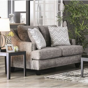 Amato Loveseat by Canora Grey Reviews