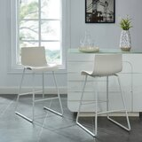 Lu 26 Bar Stool (Set of 2) by Wrought Studio™