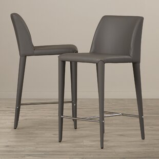 Promo 77 Off On Zackary 26 Bar Stool Set Of 2 By Wade Logan