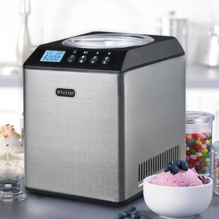 Upright 2.1-Qt Ice Cream Maker