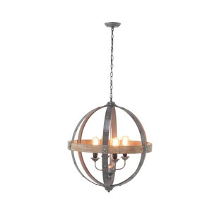 17 Stories Raghul 4-Light Pendant