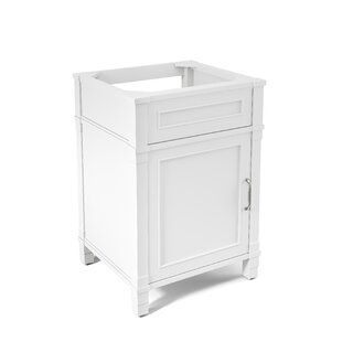 Bargain Clemons 23.5 Single Bathroom Vanity Base Only ByDarby Home Co