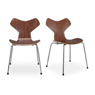 Ralphio Art Dining Chair (Set of 2) by Brayden Studio