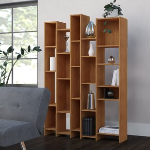 Witherspoon Geometric Bookcase