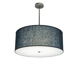 Rosecliff Heights Luyster 6-Light Drum Pendant
