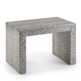 Adler End Table by Square Feathers