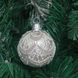 Glass Ball Ornament (Set of 6)