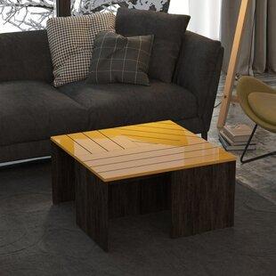 Wrought Studio Jeanette Modern Coffee Table