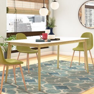Batu Dining Table by Wrought Studio Amazing
