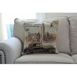 Aleshire Decorative Throw Pillow Cover