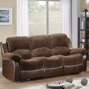 Alec Double Reclining Sofa by Latitude Run