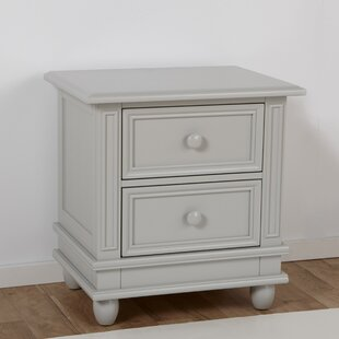 Marina 2 Drawer Nightstand