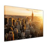 Skyline Canvas Wayfair Co Uk