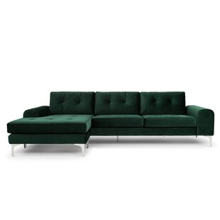 Gilliam Reversible Sectional by Brayden Studio Sale