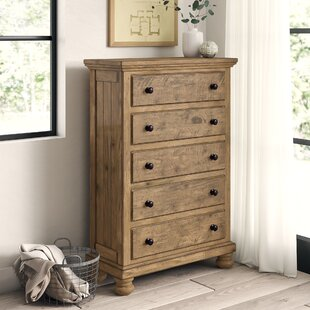 Greyleigh Trudy 5 Drawer Chest