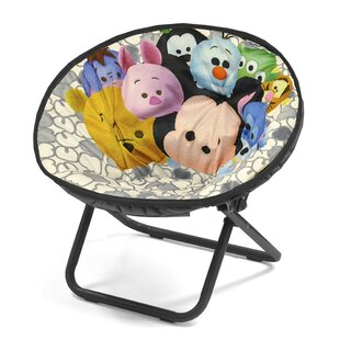 Tsum Tsumpapsan Saucer Kids Chair By Idea Nuova