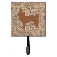 Chihuahua Leash Holder and Wall Hook by Caroline's Treasures