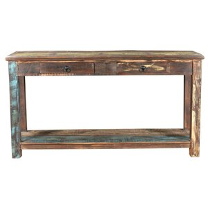Console Table by Timbergirl