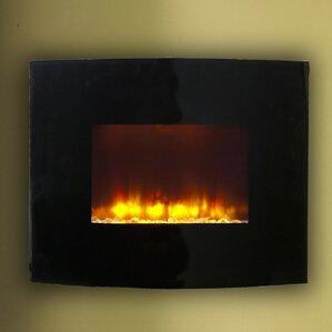 Flat Panel Wall Mount Electric Fireplace  Wall Electric Fireplace