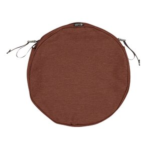 Montlake™ FadeSafe™ Round Outdoor Dining Chair Cushion