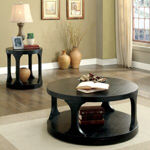 Haywood Transitional 2 Piece Coffee Table Set by Red Barrel Studio